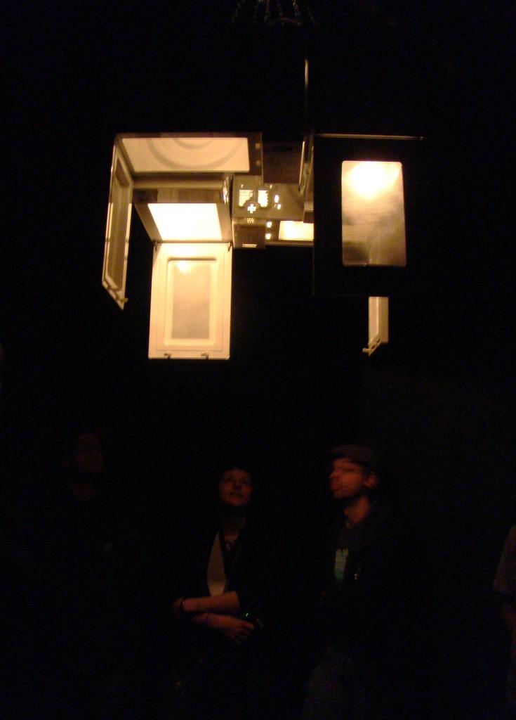 Le lustre, 2010